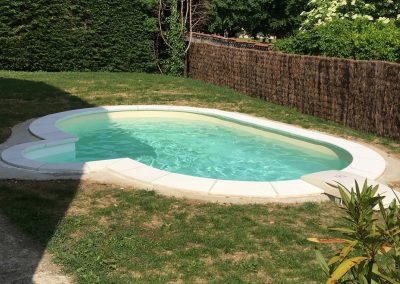 Construction piscine Waterair a Grigny