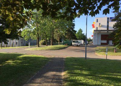 Entretien Facultée de Medecine à Lyon 2