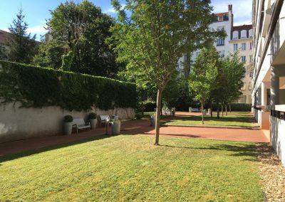 Entretien annuel d'une résidence à Lyon 6