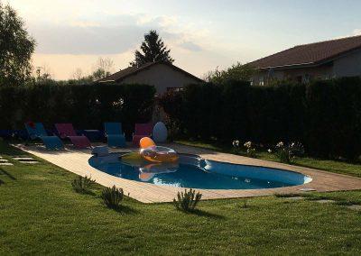 Piscines : Optez pour votre piscine idéale.