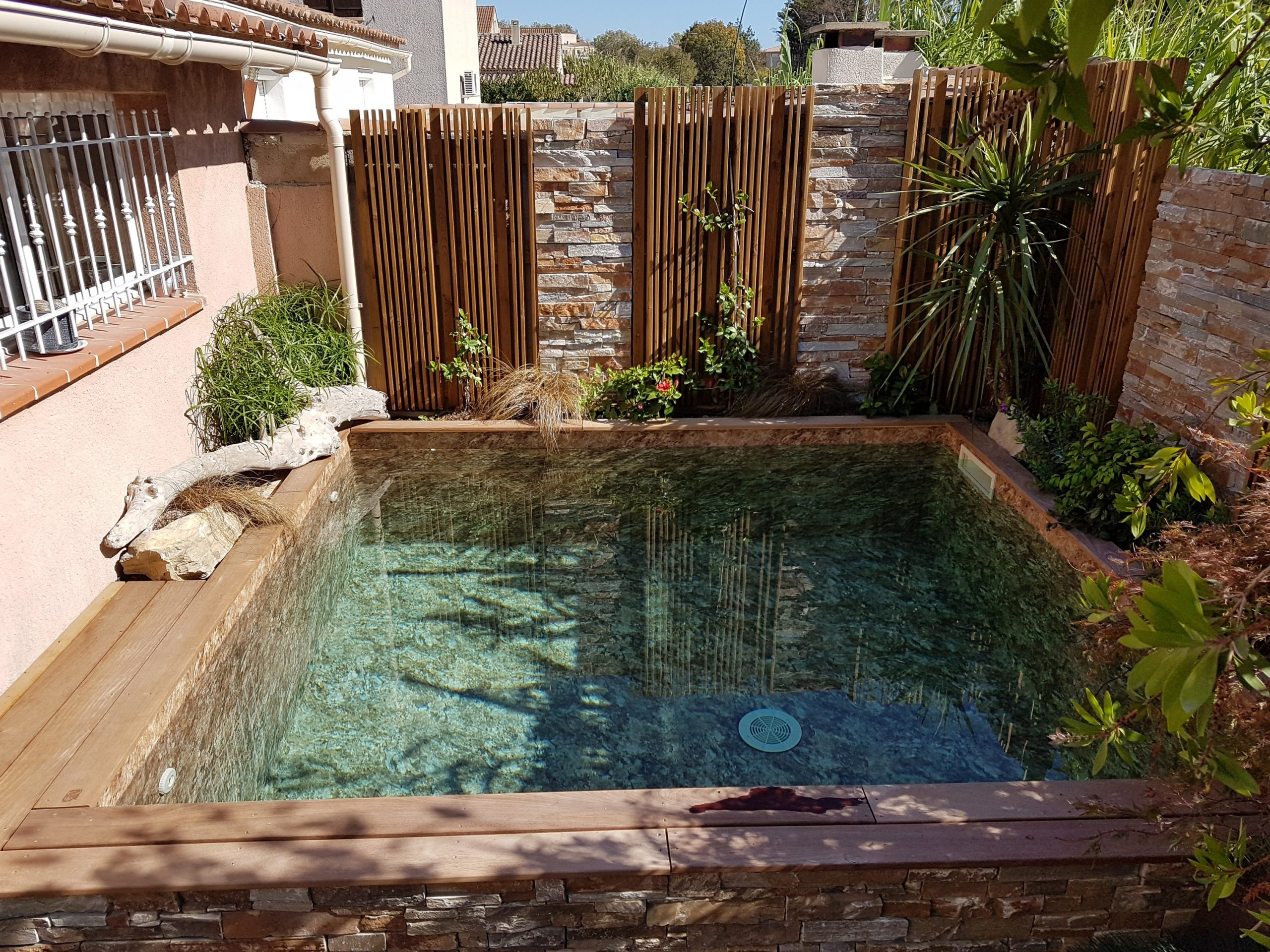 Réalisation & entretien de piscines